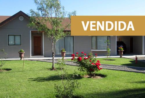 Parcela con casa, Condominio Altos de Maria Pinto