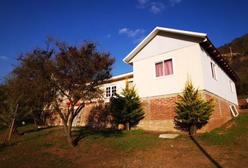 Parcela 124 C con casa. La Cantera. Altos de Miraflores