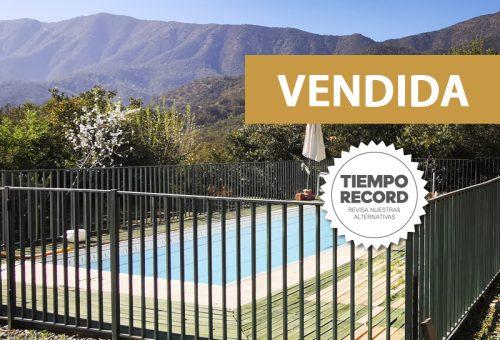 Parcela Nº148 con hermosa casa – Reserva La Aurora