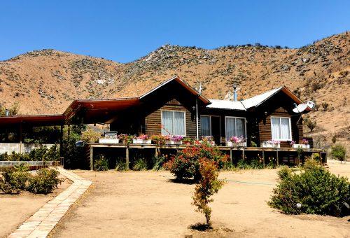 Parcela Nº44 Condominio Fundo Alhué con hermosa casa y terreno