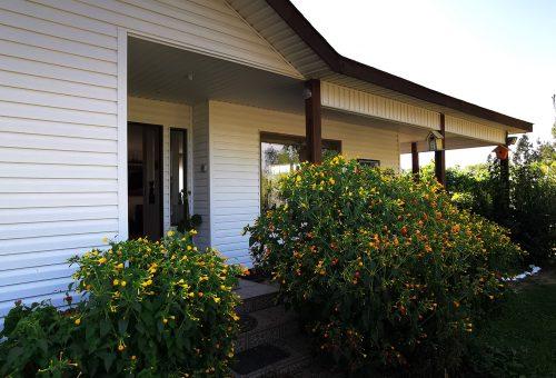 Parcela de 5.000 m2 con 2 casas en condominio Altos de María Pinto 1