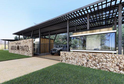 Nuevo condominio Hacienda María Pinto parcelas 100% de 5.000 m2